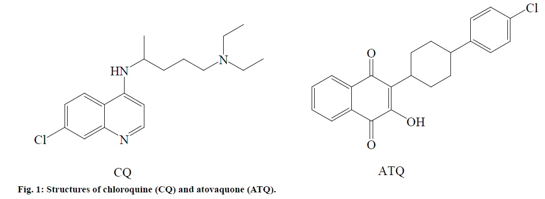 IJPS-Structures-chloroquine