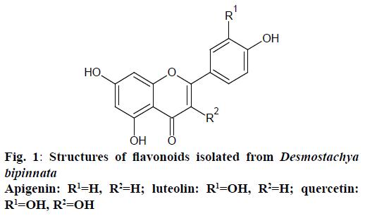 IJPS-flavonoids-isolated