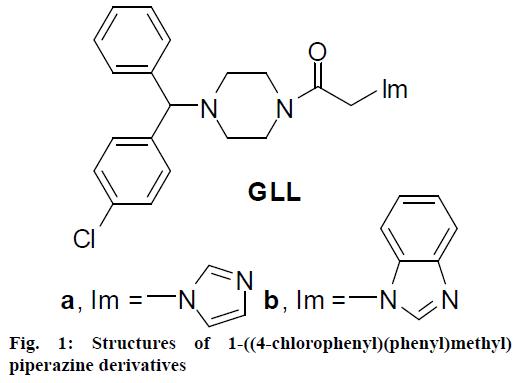 IJPS-piperazine-derivatives