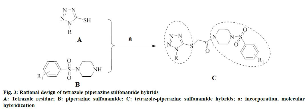 IJPS-tetrazole-piperazine