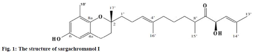 ijpsonline-structure-sargachromanol